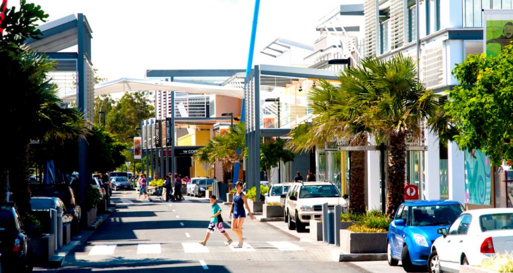 Downtown Springfield, Queensland, Australia (Courtesy)