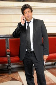 French parliament member Meyer Habib (Erez Lichtfeld)