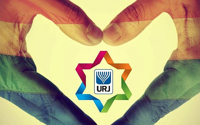Union for Reform Judaism Facebook post