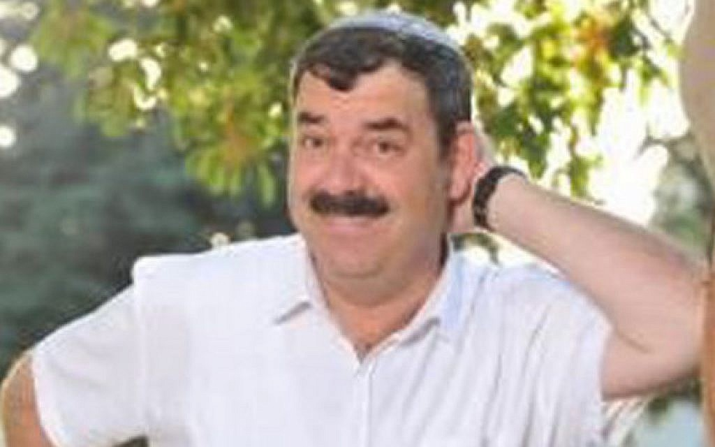 Yaakov Don, killed during a terrorist attack at the Gush Etzion Juntion, November 19, 2015 (Courtesy)