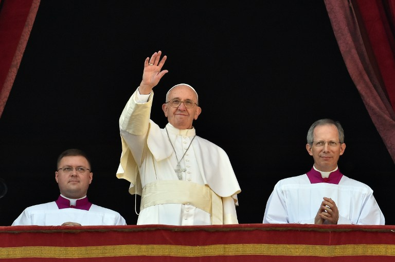 Pope backs UN efforts to end conflicts in Syria, Libya | The Times ...