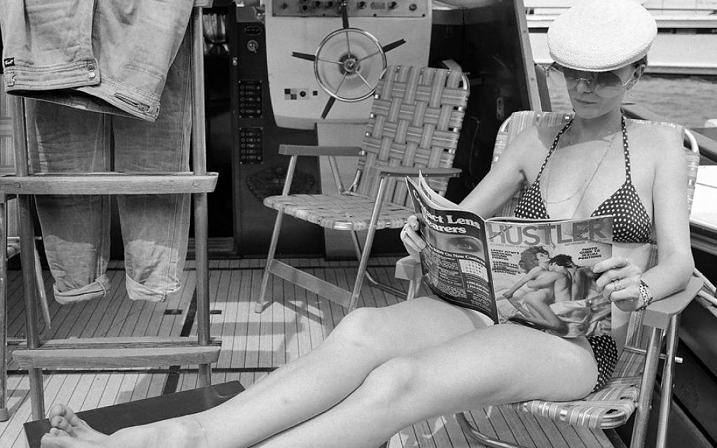 Hustler on a Boat, Fire Island Pines, NY, July 1978 (Detail) © Meryl Meisler Photography