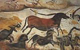 Replica of a horse painting from a cave in Lascaux (CC via Wikipedia)