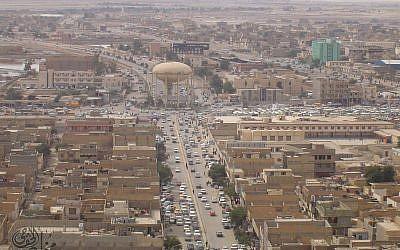 Samawah, Iraq (Wikimedia Commons/CC BY-SA 3.0)
