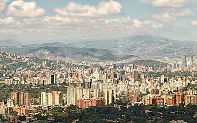 A view of Caracas, Venezuela. (Photo by Fernando Flores/Flikr CC BY-SA 2.0)