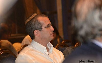 Rabbi Chuck Davidson is one of a handful of Orthodox clergy publicly performing unsanctioned halachic marriages. (courtesy)