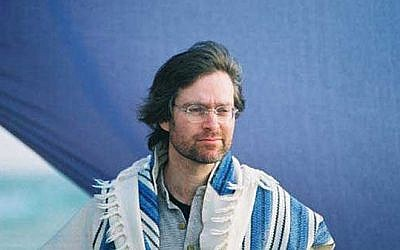 Polyamorous spiritualist Marc Gafni. (Photo by GafniMarc/Flikr CC BY-SA 2.0)