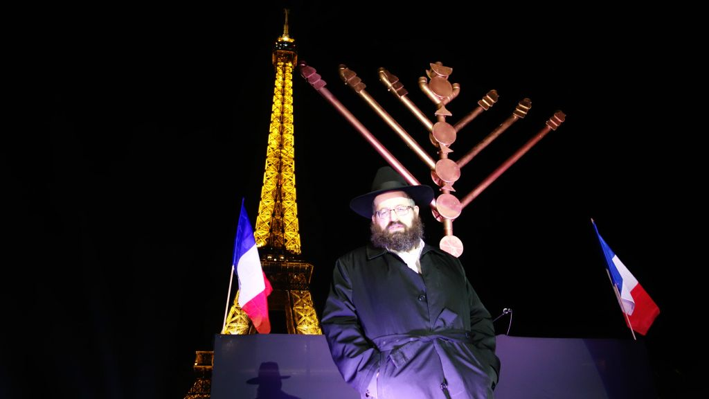 for parisian jews this holiday celebrating hanukkah is a