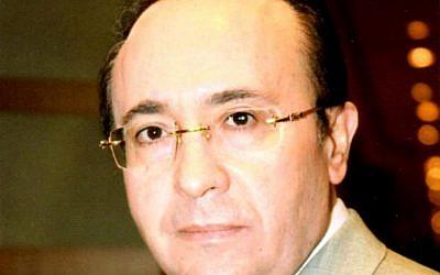 Syrian al-Jazeera journalistFaisal al-Qassem. (Photo by محمد الفلسطيني/Wikipedia CC BY-SA 3.0)