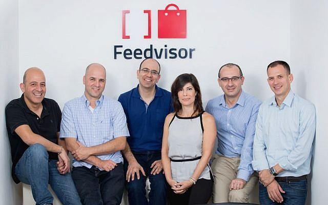 The Feedvisor team (Courtesy)