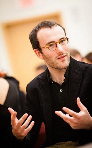 Guy Ben-Aharon (Nir Landau)