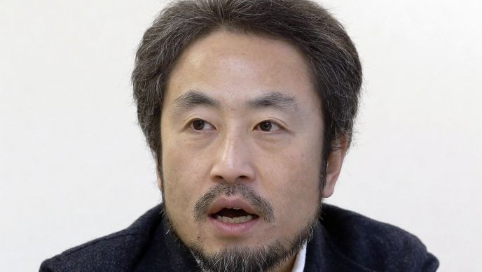Japanese journalist Yasuda says 'happy' to be headed home