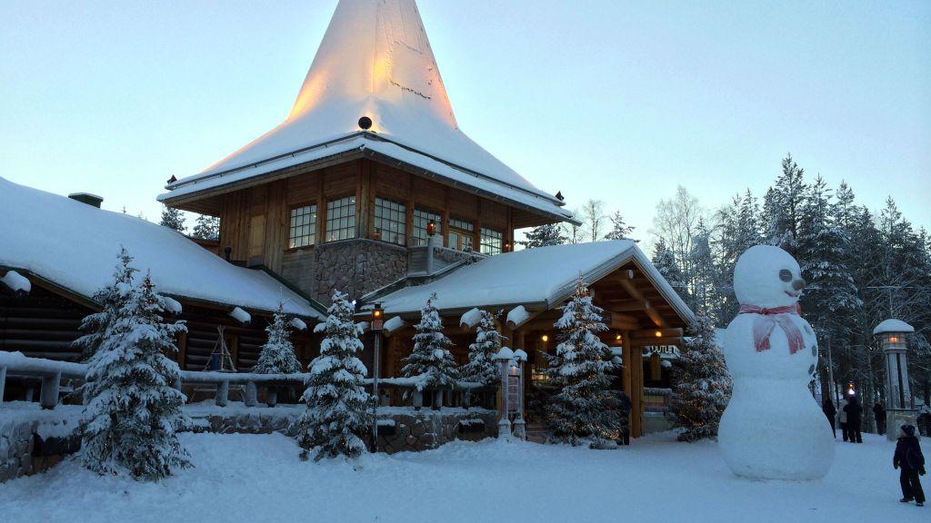 Resultado de imagen de Refugi of Santa Claus leave helsinki