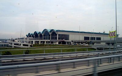 Sabiha Gokcen International Airport in Istanbul, Turkey (Photo by Gnesener1900/Wikipedia CC BY-SA 3.0)