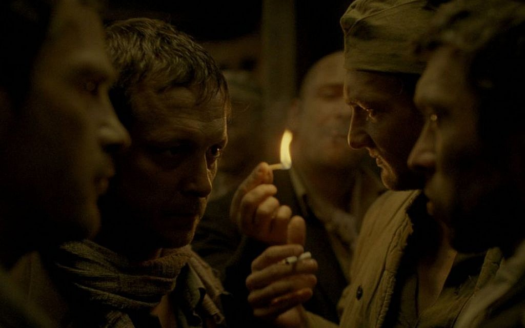 Scene from Hungarian director László Nemes's   first feature film, 'Son of Saul.' (courtesy)