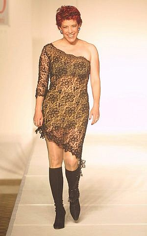 Judy Shalom Nir-Mozes, photographed in 2008. (FLASH 90)