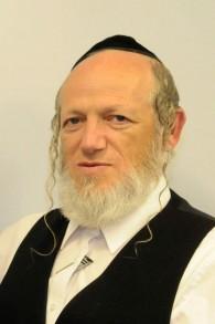 Chairman of ZAKA, Israel's voluntary emergency response organization, Yehuda Meshi Zahav (ZAKA/Lydia Weitzman Communications)