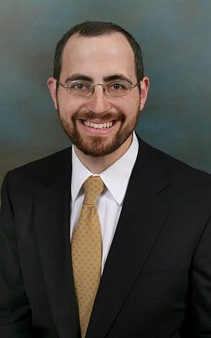 Rabbi Chaim Strauchler (courtesy)