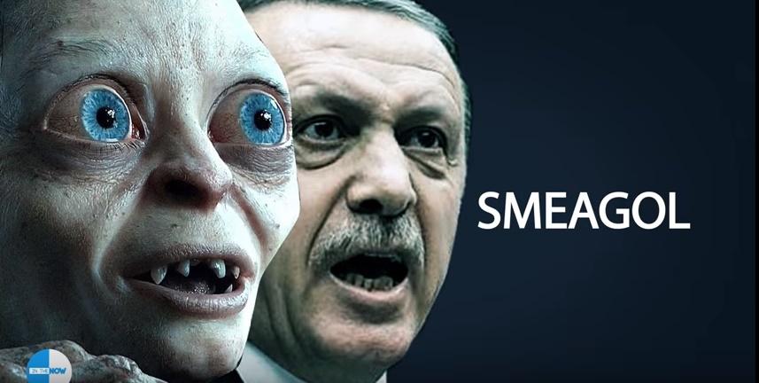 Turk Sentenced For Erdogan Gollum Gag The Times Of Israel