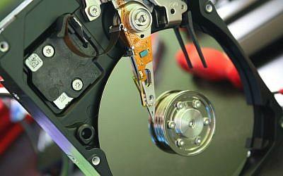 Hard drive (Pixabay)