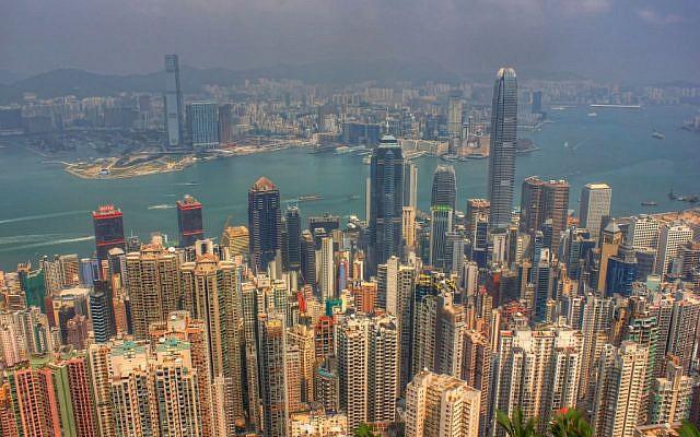 Hong Kong (Pixabay)