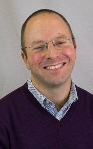 Matt Plen, chief executive of Masorti Judaism in the UK (Peter Strauss)