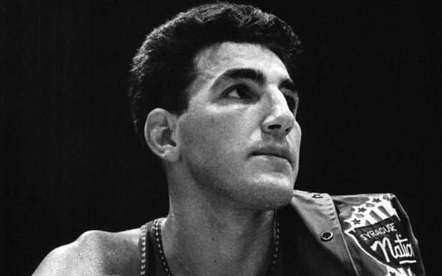 Dolph Schayes, circa 1951. (Wikimedia Commons)