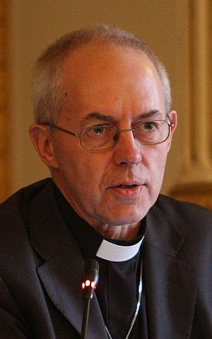Justin Welby, the archbishop of Canterbury (Foreign and Commonwealth Office / Wikipedia)
