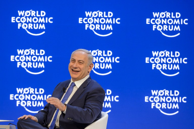 PM Netanyahu And Mrs. Netanyahu Depart For Davos Economic Conference