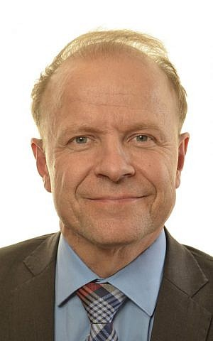 Swedish Christian Democrats party MP Mikael Oscarsson (courtesy)
