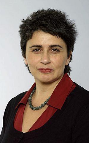 Esabelle Dingizian (Miljöpartiet de Gröna / Fredrik Hjerling / Wikipedia)