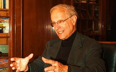 Arthur Obermayer in January 2009. (Hochgeladen von Wdwdbot/Wikipedia CC BY-SA 3.0)