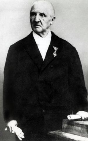 Anton Bruckner. (Public domain)
