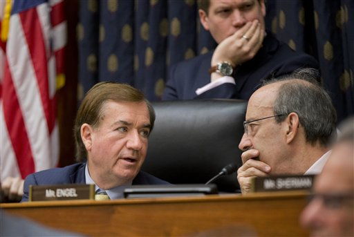 House Foreign Affairs Committee Chair Ed Royce won't seek re-election