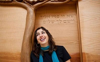 Motherhood brought a new set of challenges to Rabbi Danya Ruttenberg's prayer practice. (courtesy)