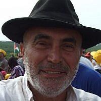 Ezra Nawi (Uri Zakhem/Wikipedia)