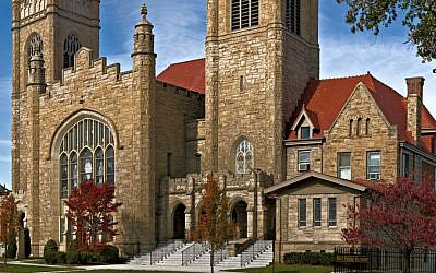 Illustrative: First United Methodist Church in Huntington, West Virginia, USA, November 17, 2007. (Wikipedia/JaGa/CC BY-SA 4.0)
