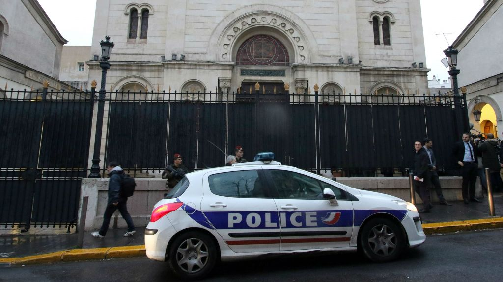 French Jewish group demands action following rash of anti-Semitic incidents
