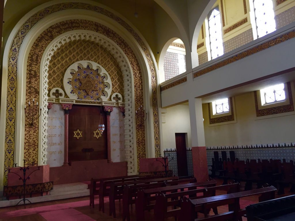 demeyer furniture website interior of mekor haim synagogue also known as the kadoorie synagogue in porto new citizenship law has jews flocking to tiny portugal city the