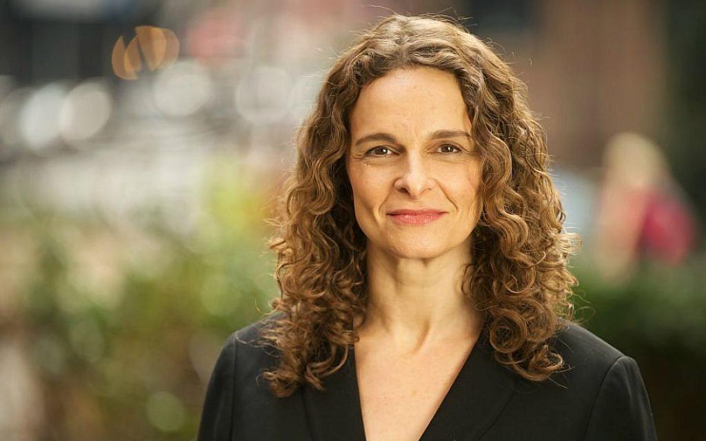 Rabbi Jennie Rosen, Vice President for Community Engagement at HIAS (courtesy)