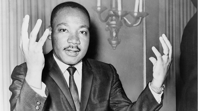 Previously Unheard Martin Luther King Synagogue Speech Broadcast In