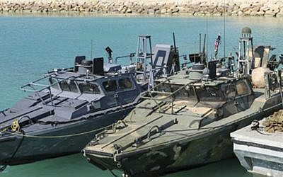 Iran navy halt 'provocations' of US ships