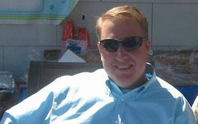 Neil Gandler, 42, a Jewish tech entrepreneur who lived out of rental cars and was shot and killed in a Las Vegas parking lot December 29, 2015. (JTA)