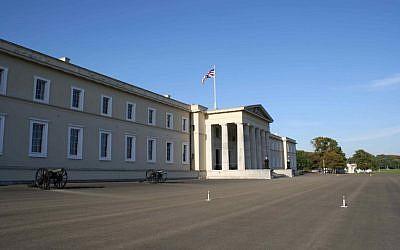 Old College, Royal Military Academy Sandhurst. (Wikipedia/Albert Sydney/CC BY-SA 3.0)