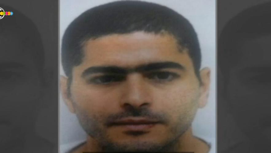 Undated photograph of Nashat Milhem (Channel 10 screenshot)