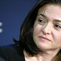 Facebook COO Sheryl Sandberg. (CC BY-SA 2.0/Scanlan/Wikimedia Commons)