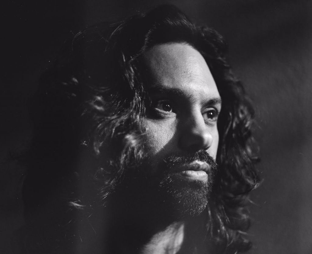 Shye Ben-Tzur had been composing Indian devotional music for over a decade before he was a subject in the Paul Thomas Anderson documentary 'Junun.' (Shin Katan/via JTA)