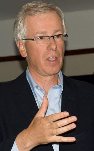 Canadian Foreign Minister Stephane Dion. (CC BY 2.0 Chris Slothouber/Wikipedia)