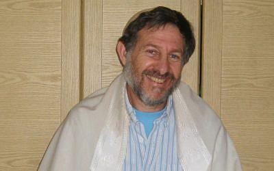 Rabbi Yoel Glick (Rabbi Elie Kaplan Spitz)