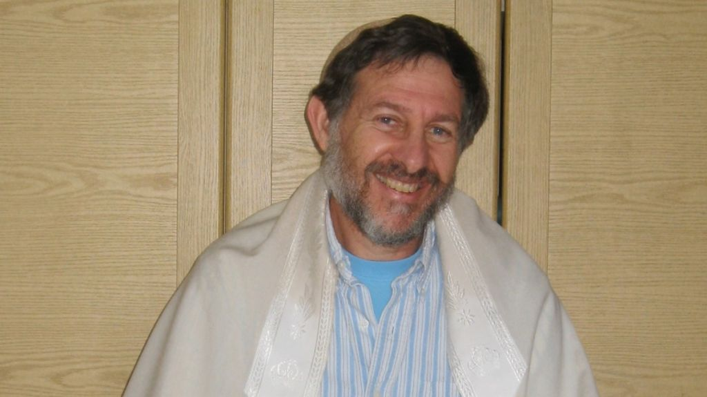 A rabbi and meditation teacher sets out to rediscover the path to